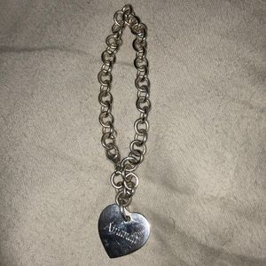 """Jewelry - 925 bracelet says """"Amanda"""""""